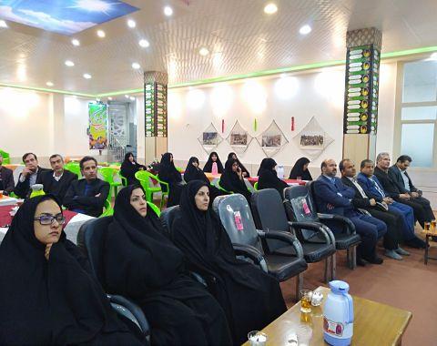 برگزاری همایش شورای اداری مدارس امام حسین (ع)-دیماه
